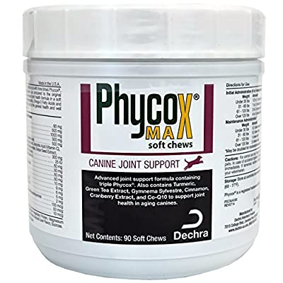 PSCH Phycox Max 90 Count Canine Soft Chews