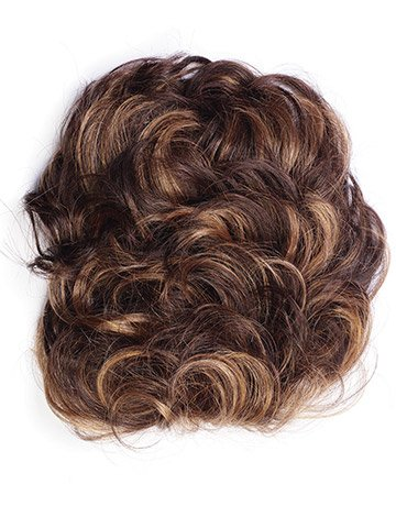 Pull Thru Human Hair Hairpiece by Wig Pro