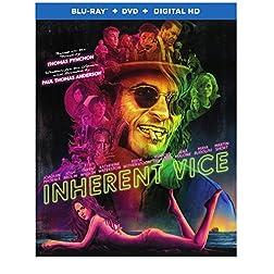 Inherent Vice [Blu-ray]