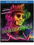 Inherent Vice (Blu-ray + DVD + Digita...