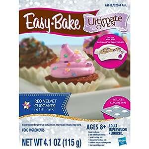 Easy Bake Easy Bake Ultimate Oven Red Velvet Cupcakes
