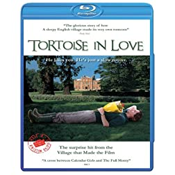 Tortoise in Love BluRay