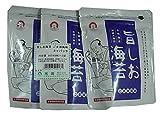 光海 旨しお海苔ごま油風味3袋パック 8切48枚×3袋 -