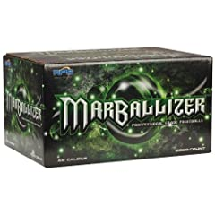Buy PMI RPS Marballizer Paintballs (2000 Count) by RPS