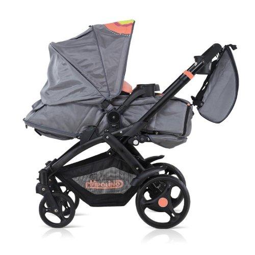 Imagen 2 de Chipolino VIP cochecito combinado de bebé Perfecta coral