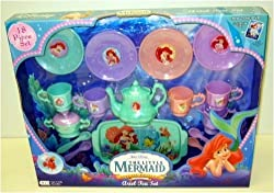 The Little Mermaid Ariel Tea Set 18 Pieces