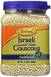 Israeli Couscous, in Plastic Jar (21.16oz)