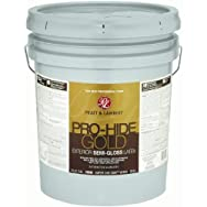 - 0000Z8600-20 Pratt & Lambert Pro-Hide Gold Semi-Gloss Latex Exterior House Paint