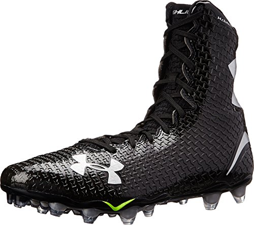 Men`s Under Armour Highlight MC Football Cleats Black Size 13 M US