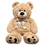 "Big Teddy Bear 30"" - Tan"