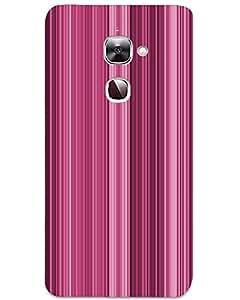 WEB9T9 Le Eco Le 2 Pro back cover Designer High Quality Premium Matte Finish 3D Case