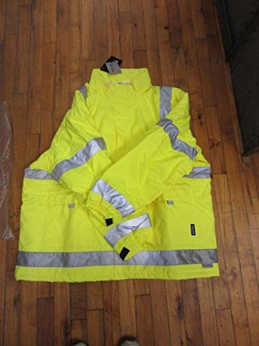 Condor 5KU23 High Visibility Insulated Jacket (Condor Insulated compare prices)