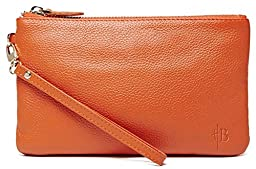 Mighty Purse - The Purse That Charges Your Phone (Tangerine Orange)