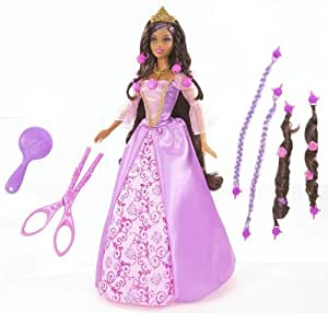 Barbie Cut And Style Rapunzel / African American