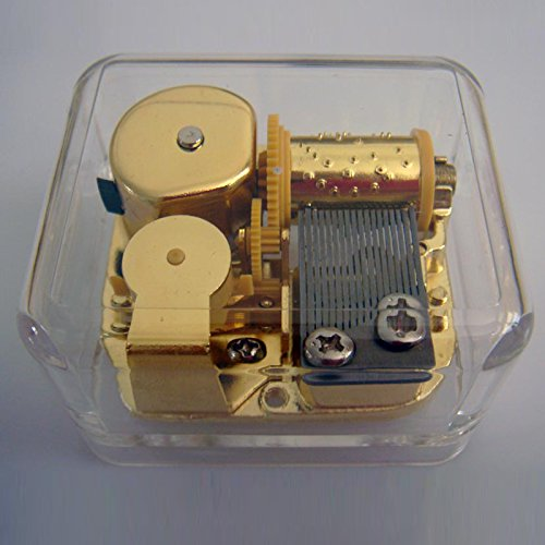 silent-night-see-through-wind-up-music-box-gold-plated-retro-musicbox