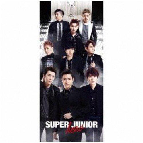 CD : Super Junior - Hero (Japan - Import, 3 Disc)