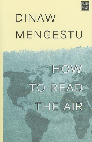 How to Read the Air (Center Point Platinum Reader's Circle (Large Print))