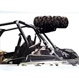 Spare Tire Carrier Polaris RZR XP 1000 & XP4 Tire Mount Black
