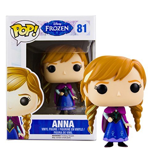 Funko POP Disney: Frozen Anna Action Figure - 1