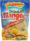 Philippine Dried Mangoes - 20 Oz. Bag - Healthy Fruit Snacks
