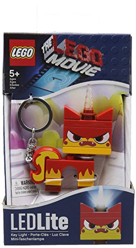 LEGO Movie Angry Kitty Key Light - 1