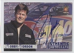 Robby Gordon #472 500 (Trading Card) 1996-97 Score Board Autographed Collection... by Score Board Autographed Collection