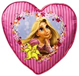 Disney Tangled Rapunzel Heart Shaped Pillow