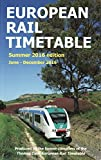 European Rail Timetable: Summer 2016