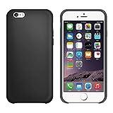 iPhone 7 Plus ケース Moonmini®(ムーンミニ)アイフォン 7 プラス 天然革 レザーケース シンプル 耐震 軽量 バックカバー 大人のケース