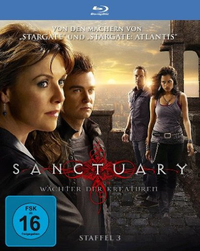 Sanctuary - Staffel 3 [Blu-ray]