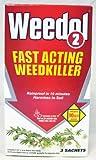 Scotts Weedol2 New 3 Sachet Weed Killer