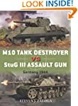 M10 Tank Destroyer vs StuG III Assaul...