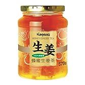 健養・蜂蜜生姜茶(瓶) 600g
