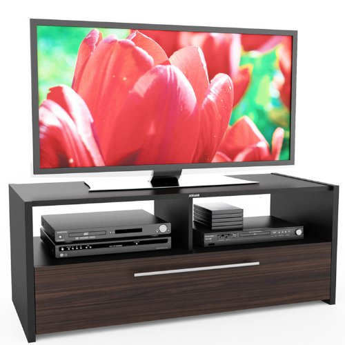 Sonax NP-1488 Naples 48-Inch Long Drawer TV Bench