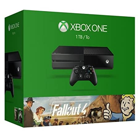 Xbox One 1TB Console - Fallout 4 Bundle