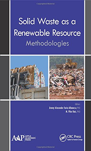 Solid Waste as a Renewable Resource: Methodologies