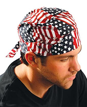 Occunomix Doo Rag Deluxe with Elastic Rear Band