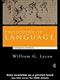 img - for Philosophy of Language: A Contemporary Introduction (Routledge Contemporary Introductions to Philosophy) book / textbook / text book