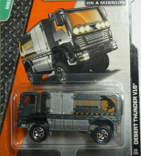 Matchbox - MBX Explorers - Desert Thunder V16 - 34/120 - 1