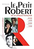 img - for Le Petit Robert de la langue francaise 2016 - Monolingual French Dictionary (French Edition) (Les Dictionnaires Generalistes) book / textbook / text book