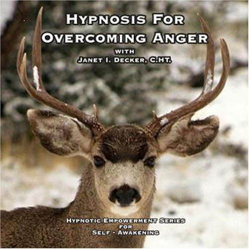 Buy Hypnosis for Overcoming Anger Hypnotic Empowerment Series097946370X Filter