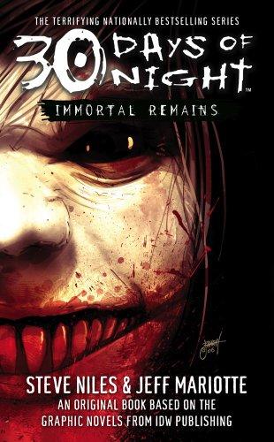 30 Days Of Night: Immortal Remains: V. 2