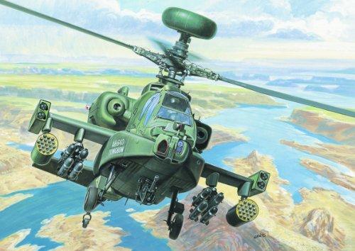 ITALERI 550080 1/72 AH-64D New Apache Longbow ITAS0080 - 1