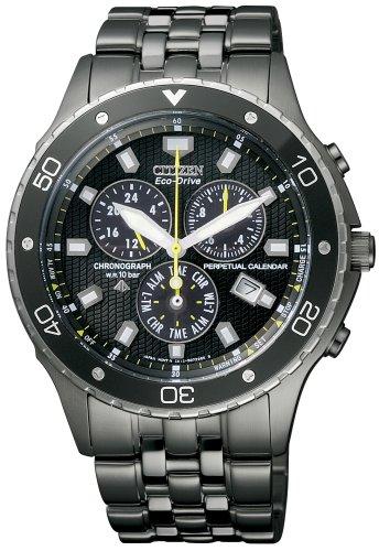 CITIZEN (シチズン) 腕時計 PROMASTER プロマスター Eco-Drive エコ・ドライブ PMV56-2963 メンズ
