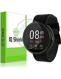 IQ Shield LiQuidSkin [6-Pack] - Motorola Moto 360 Screen Protector - High Definition (HD) Ultra Clear Screen Smart...