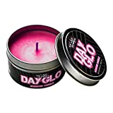 Sticky Bumps アロマキャンドル DAY-GLO Wax Candles ピンク