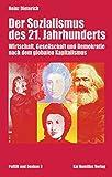 Der Sozialismus des 21. Jahrhunderts. Politik und Denken,  Band 3 (3897066521) by Heinz Dieterich