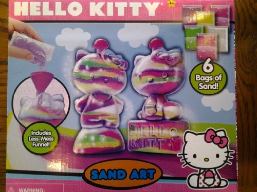 Hello-Kitty-Sand-Art