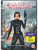 Resident Evil: Retribution (DVD + UV Copy) [2012]