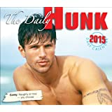 The Daily Hunk 2015 Boxed Calendar